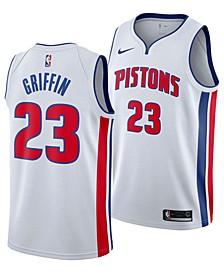 Men's Blake Griffin Detroit Pistons Association Swingman Jersey