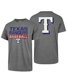 '47 Brand Men's Texas Rangers Rival Bases Loaded T-Shirt