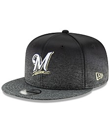 New Era Boys' Milwaukee Brewers Lil Fade 9FIFTY Snapback Cap