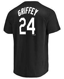 Majestic Men's Ken Griffey Jr. Seattle Mariners Tuxedo Pack Player T-Shirt