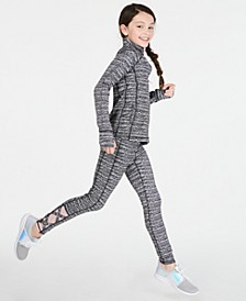 Big Girls I Am the Future Tank Top, Track Jacket & Pants Separates, Created for Macy's