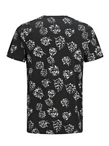 Men's Floral T-Shirt