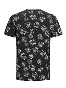 Jack & Jones Men's Floral T-Shirt