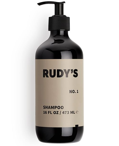 Rudy's Barbershop No. 1 Shampoo 16oz