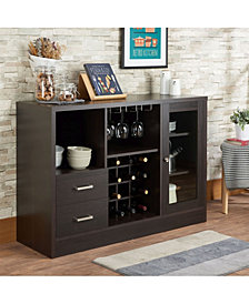 Hazen Sideboard Buffet Server and Accent Cabinet