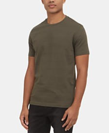 Kenneth Cole New York Men's Stripe T-Shirt