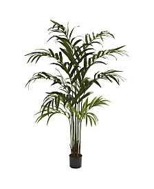 Nearly Natural 6' Kentia Palm Tree