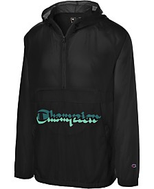 Champion Men's C-Life Half-Zip Hooded Jacket