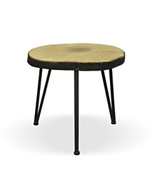 Tyrell Side Table, Quick Ship