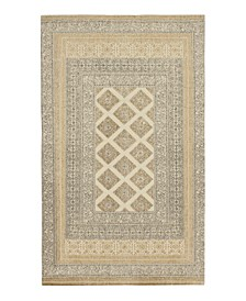 Bryn Stonewash Printed Cotton Accent Rug Collection