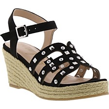 Little & Big Girls Elsie Eleanor Wedge Sandal