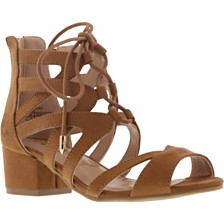 Sam Edelman Little & Big Girls Evelyn Laceup Sandal