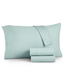 Jersey 4-Pc. Full Sheet Set, Created for Macy's