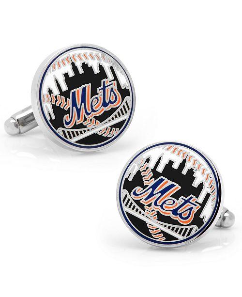 Cufflinks Inc. New York Mets Baseball Cufflinks
