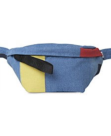 Men's Colorblocked Waist Pack