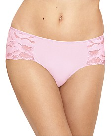 Wacoal Top Tier Lace-Panel Hipster 845223