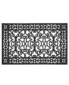 """Anastasia 30"""" x 48"""" Rubber Doormat"""