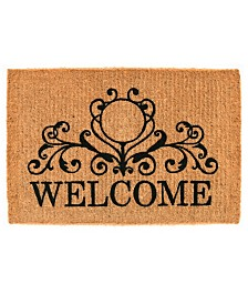 Kingston Welcome Coir Doormat Collection