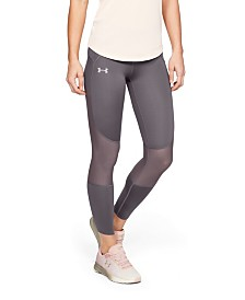 Under Armour Speedpocket Run Crop