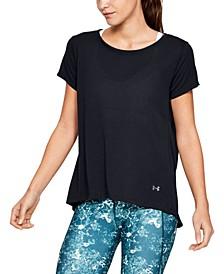Women's Whisperlight Short Sleeve Foldover