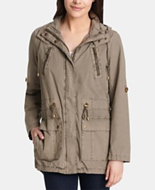 Levi's® Hooded Utility Jacket