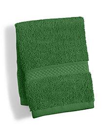 "Charter Club 13"" x 13"" Elite Hygro Cotton Washcloth, Created for Macy's"