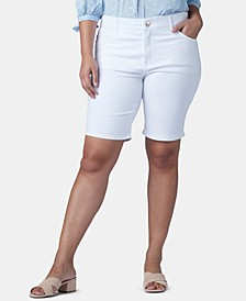Plus Size Flex To Go Bermuda Shorts