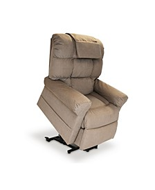 Sleeper Lift Chair with Massage & Heat