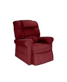 Sleeper Lift Chair, Enduralux Fabric