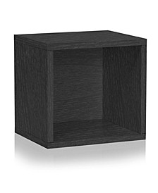 Eco Stackable Connect Open Storage Cube and Cubby Organizer