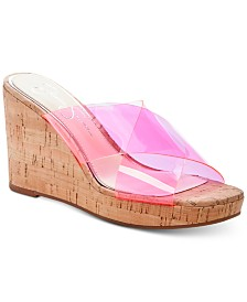 Jessica Simpson Seena Wedge Sandals