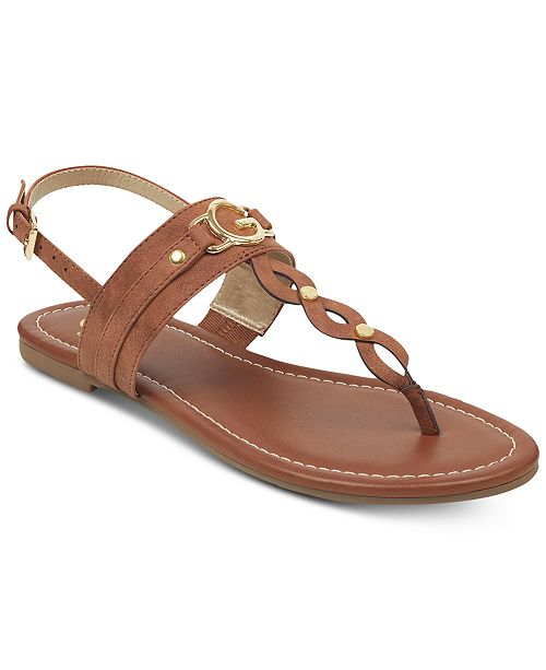 Flat Guess Flip Flops Sandalsamp; Reviews By Links G jcAR4qS35L