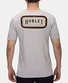 Hurley Men's Logo Graphic T-Shirt