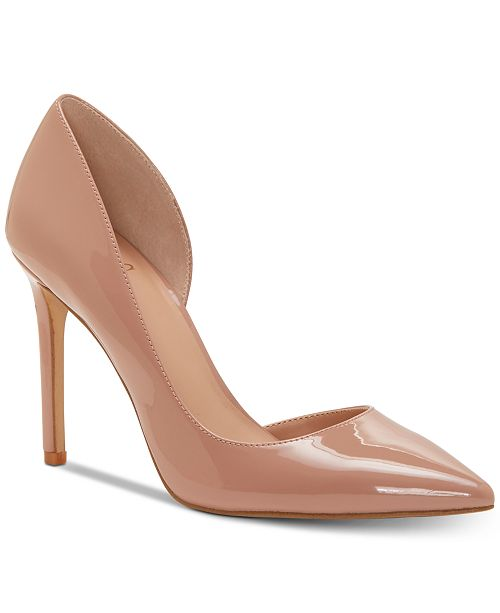 INC International Concepts I.N.C. Women's Kenjay d'Orsay Pumps, Created for Macy's