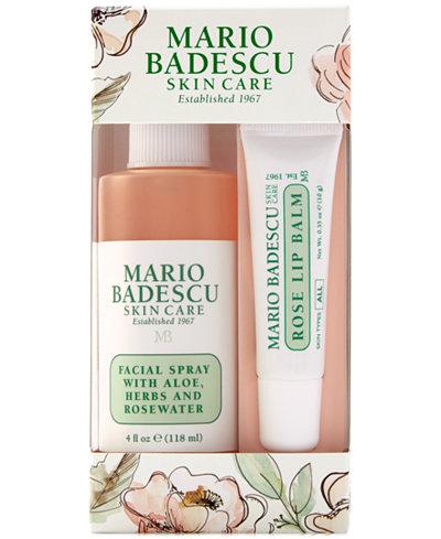 Mario Badescu 2-Pc. Rose Duo gift set