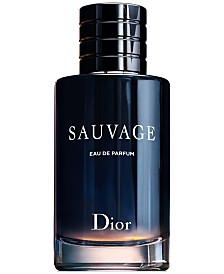Dior Men's Sauvage Eau de Parfum Spray, 3.4-oz.
