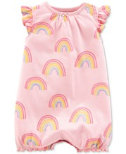 9e75423734 Carter's Baby Girls Cotton Romper. Quickview. 2 colors