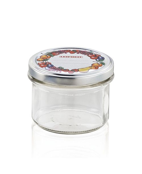 Household Essentials Large Canning Jars, 6 pack