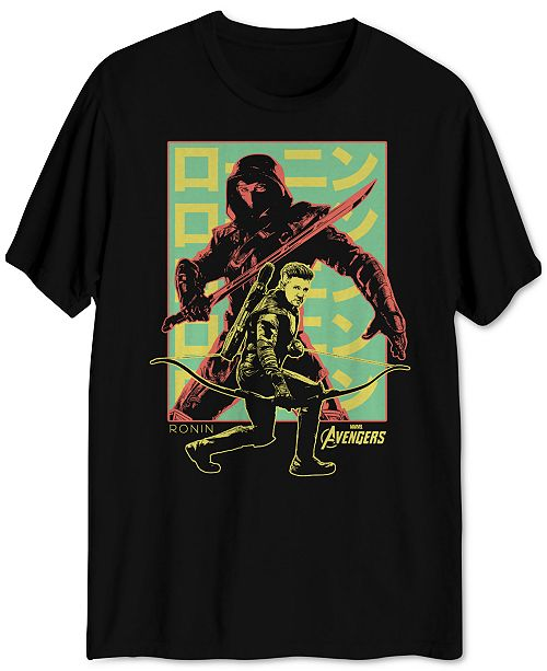3533c982ba9e Hybrid Ronin Hawkeye Men's Graphic T-Shirt & Reviews - T-Shirts ...