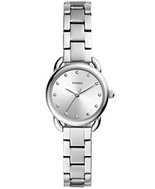 Women's Mini Tailor Silver-Tone Stainless Steel Bracelet Watch 26mm