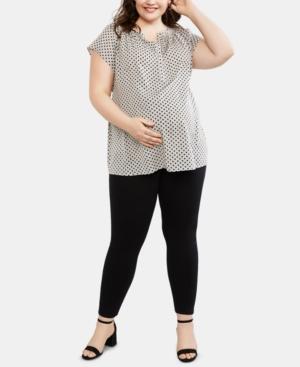 Motherhood Maternity Plus Skinny Pants
