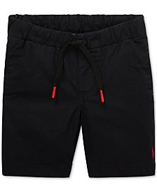 Polo Ralph Lauren Little Boys Cotton Chino Pull-On Shorts