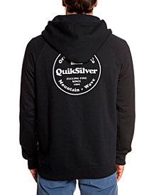 Quiksilver Men's Deacon Full Zip Hoodie