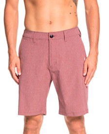 "Quiksilver Men's Heather Amphibian 20"" Board Shorts"