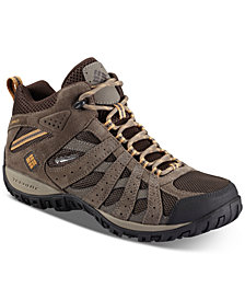Columbia Men's Redmond Waterproof Hiking Boots