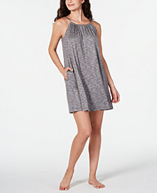 Alfani Ultra Soft Scoop Neck Chemise Nightgown, Created for Macy's