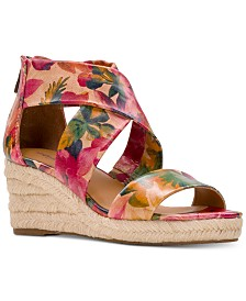 Patricia Nash Rubia Wedge Sandals