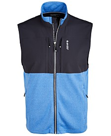 Hi-Tec Men's Smith Zip-Front Vest