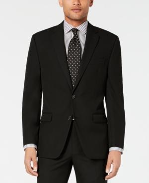 Men's Classic-Fit Stretch Wrinkle-Resistant Suit Jackets