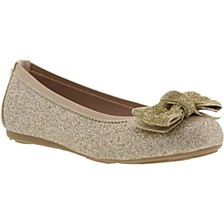 Little & Big Girl Fannie Chain Glitter Dress Shoe